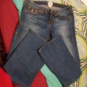 True Religion jeans (petite fit)